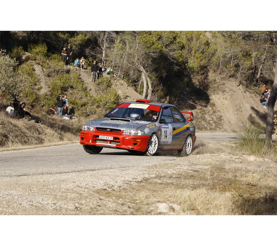 Parcours Rallye de Vaison